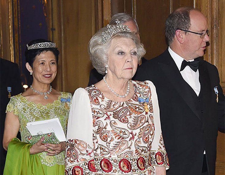 Prinsessan Beatrix och hennes härliga hattar