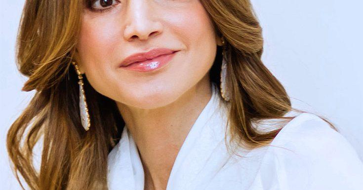 Lotta Wretman vet vem som gjort drottning Ranias tiara