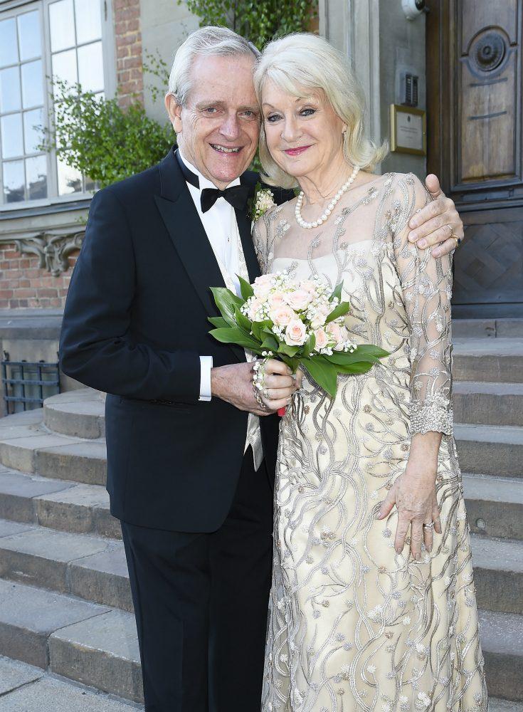 8bcaccdc Alexandra Charles fick sin Bengt von Hofsten | Svensk Damtidning