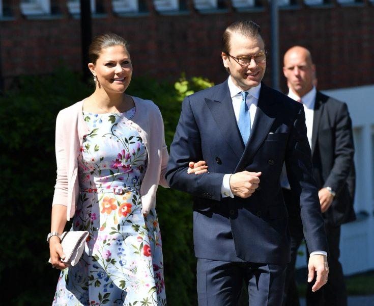 Nationaldag utan kronprinsessan