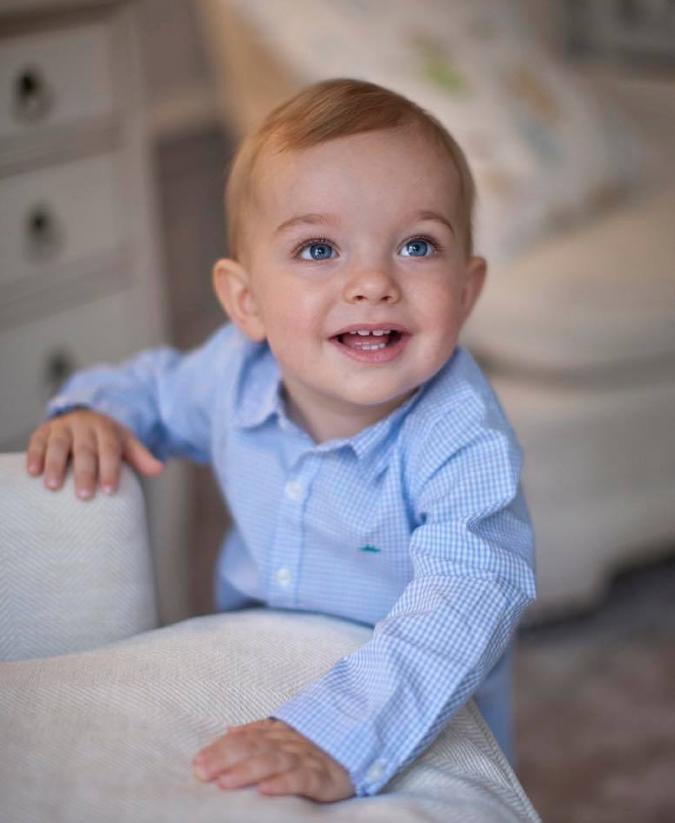 Experten om prins Nicolas kläder: