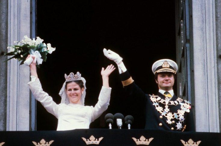 Återupplev kunglig bröllopsyra på Drottningholm