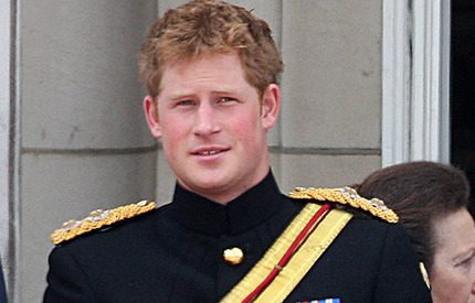 Grattis prins Harry 25 år!