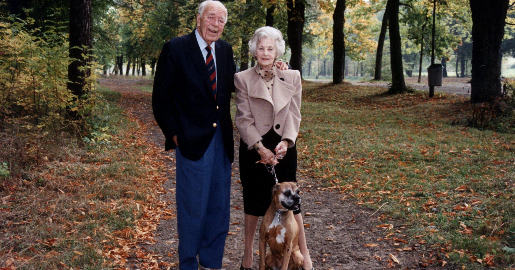 Prins Bertils och prinsessan Lilians Villa Solbacken