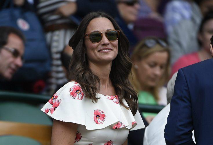 Kates stora glädje - Pippa Middleton förlovad