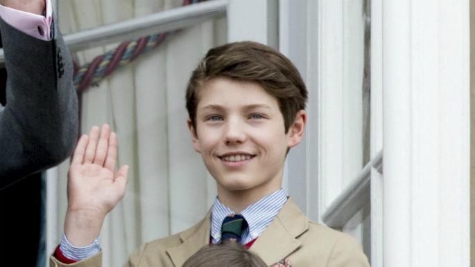 grattis på danska Grattis Felix – danska prinsen blir 14 år i dag | Svensk Damtidning grattis på danska