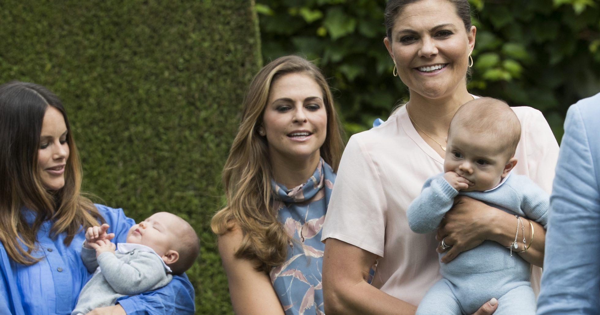 Prinsessmammorna – Se de nya bilderna