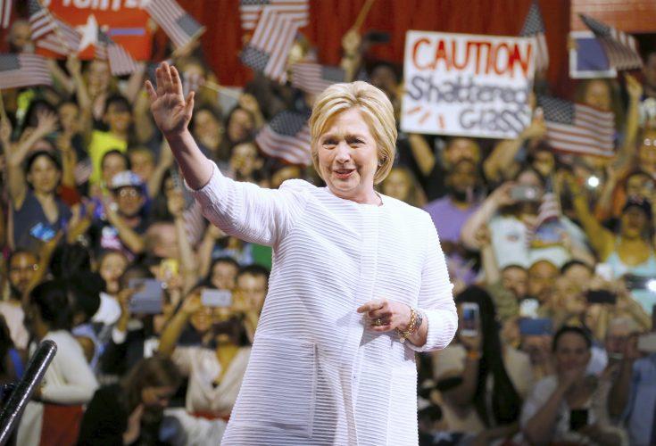 Clinton och blair blir film