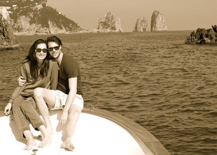 Lyckliga sommartider för prins Felix och Claire