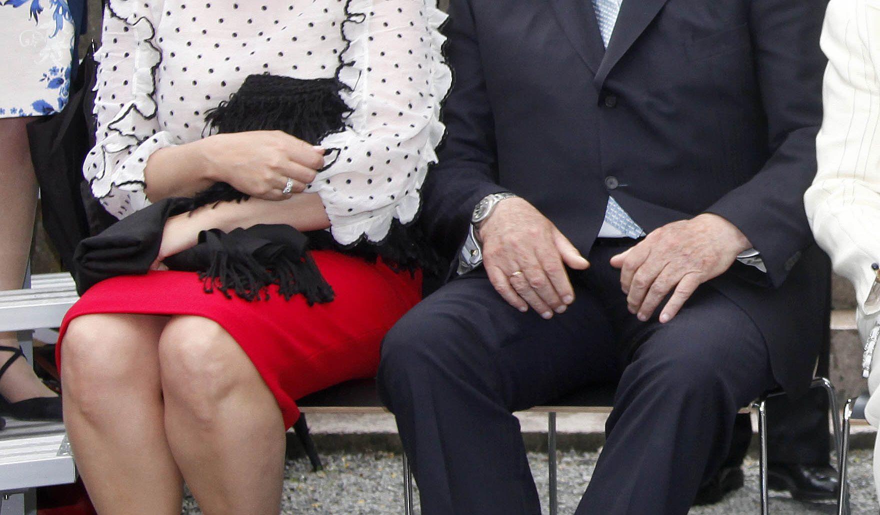 Vi får gratulera kung Harald som fyller år idag