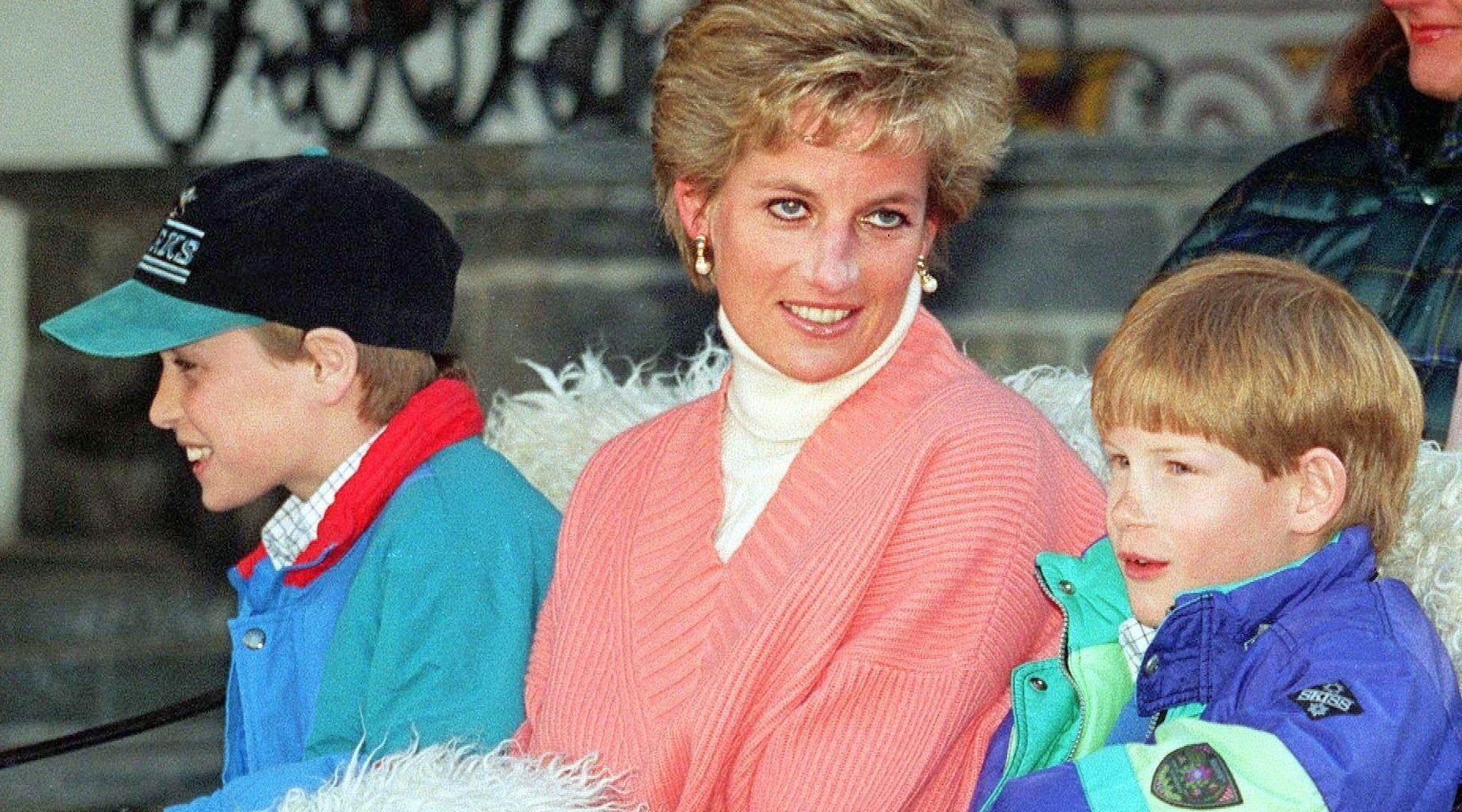 William och Harry om sorgen efter Diana