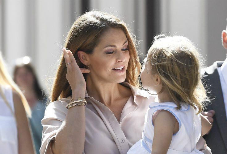Madeleines speciella armband - bär alltid med sig mamma Silvia