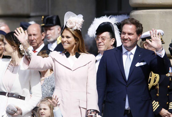 De är gäster på prins Alexanders dop