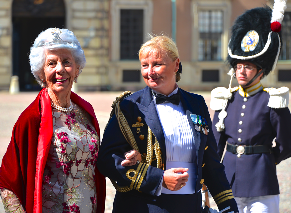 Grevinnan Gunnila Bernadotte har avlidit