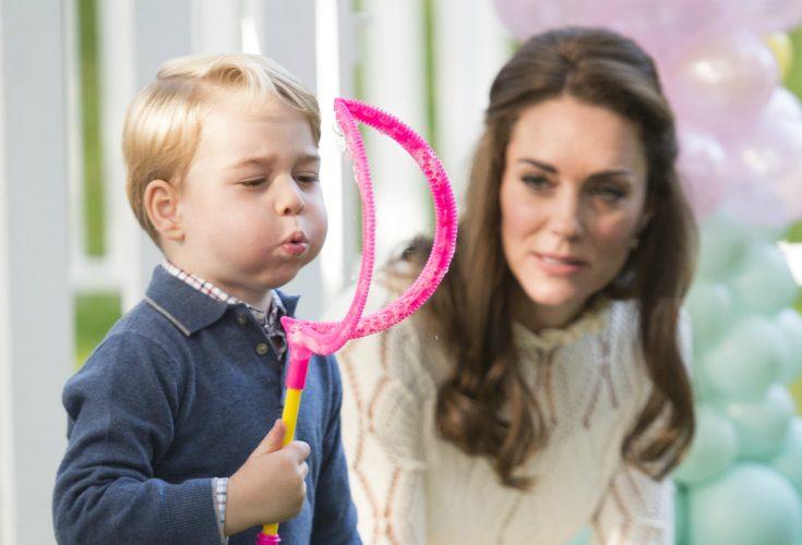 Så tar Kate efter Madeleine