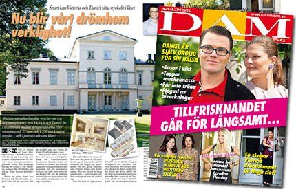 Smygbläddra i senaste numret av Svensk Damtidning!