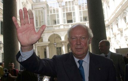 Italienske prins Vittorio Emanuele inför rätta i korruptionsskandal