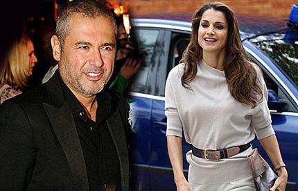 BILDSPEL: Drottning Rania har ett gott öga till Elie Saab
