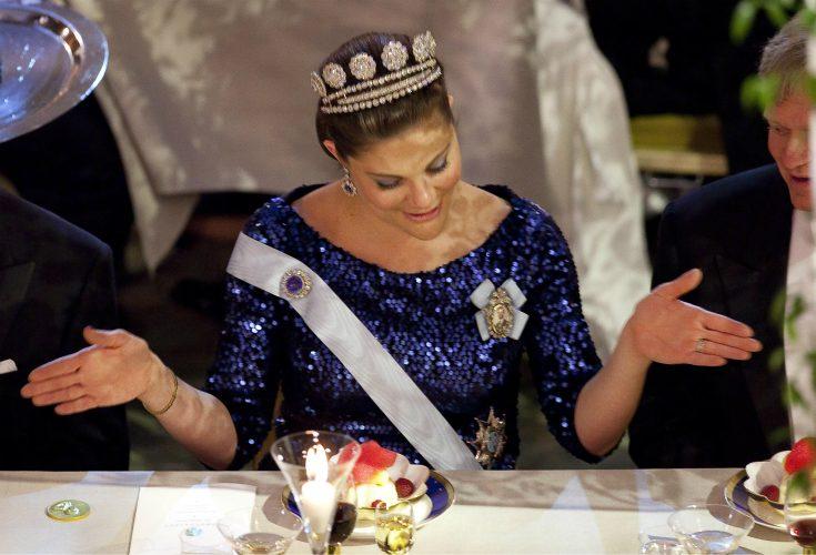 Bordsplaceringen klar: Så sitter prinsessorna på Nobelfesten