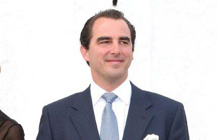 Grattis Prins Nikolaos, 40 år idag!