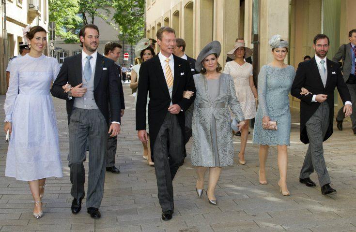 Kunglig babylycka i Luxemburg