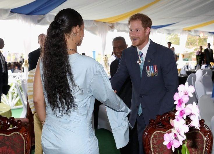 Harrys beslut efter resan till Barbados