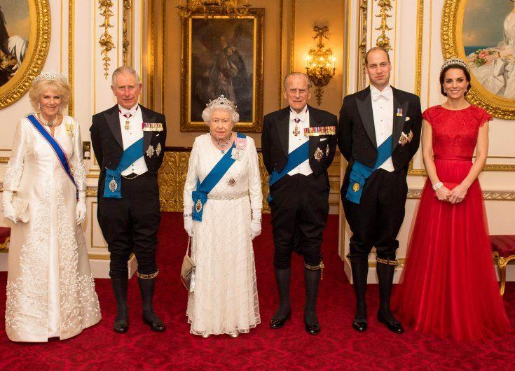 Därför är nya bilden på brittiska kungafamiljen så speciell