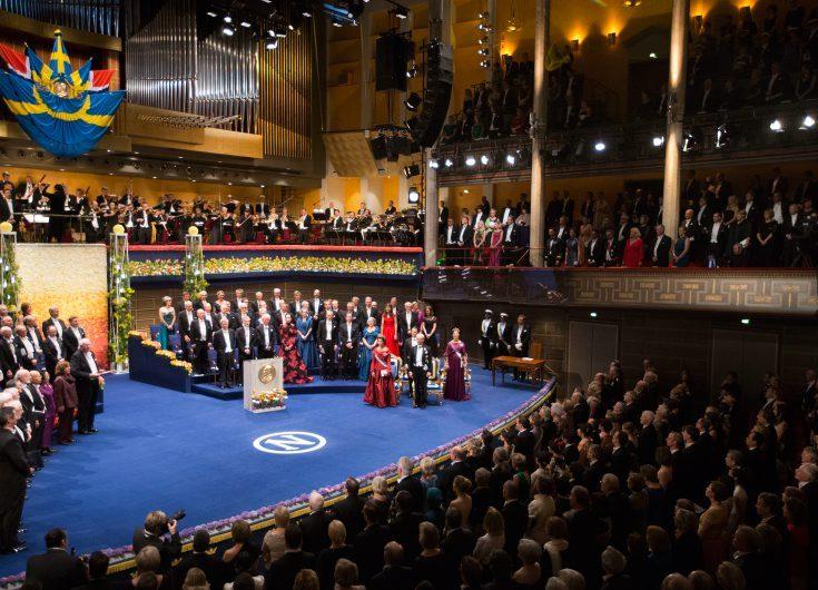 Följ Nobelfesten minut för minut