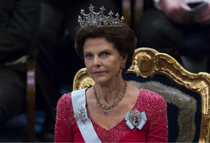 Silvias nära väninna tvingas avstå Nobel: