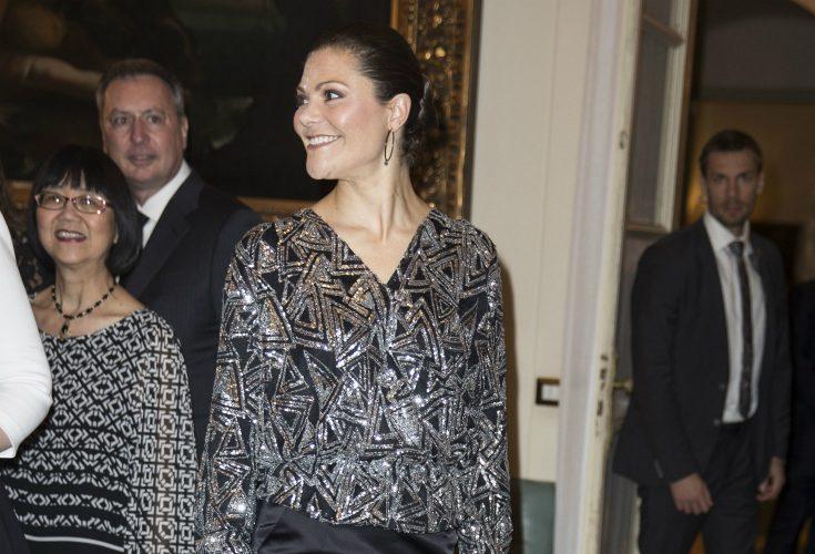 Kronprinsessan Victoria i svenska kändismärket