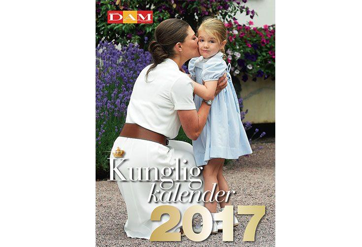 Beställ Svensk Damtidnings kungliga kalender 2017!