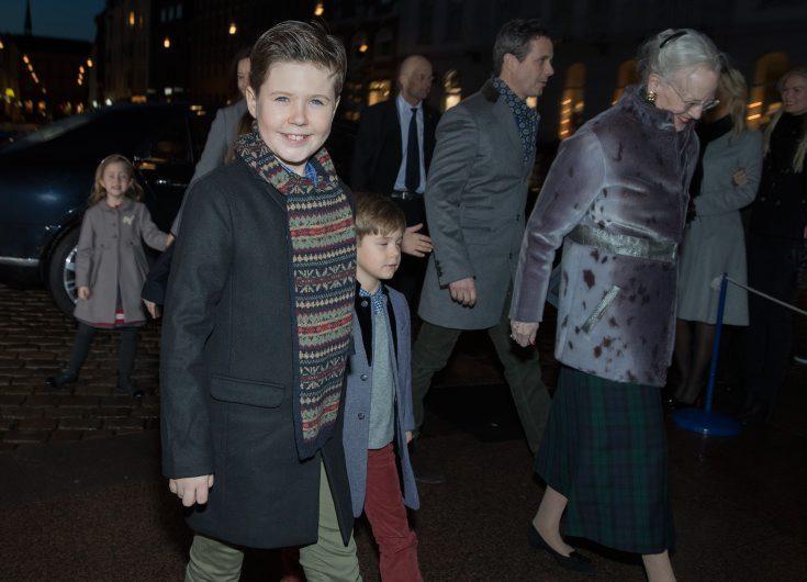 Här sätter danska kungafamiljen stopp för osanna ryktena