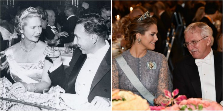 Men oj, vad Madeleine är lik farmor Sibylla!