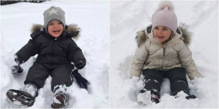Se Madeleines underbara nya foton på Leonore och Nicolas