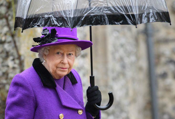 Folkstorm mot Elizabeth efter Trump-inbjudan