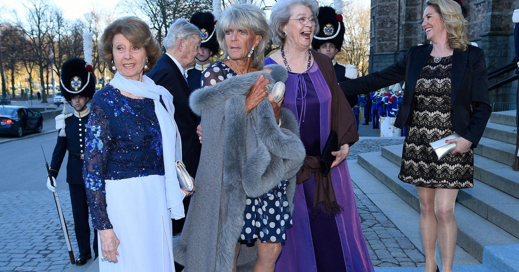 Hovet bekräftar: De kommer på prinsessan Birgittas fest