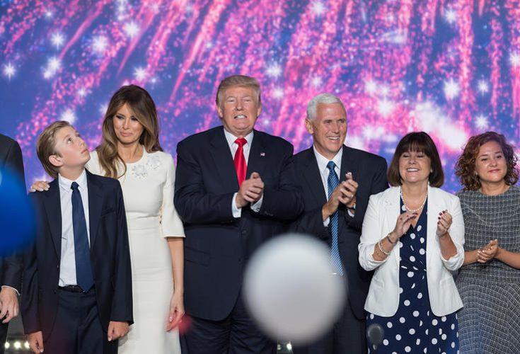 Allt du inte visste om Donald Trumps 5 barn
