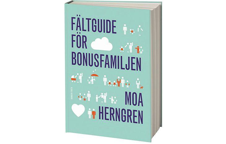 Vinn Moa Herngrens bok med tips till bonusfamiljen