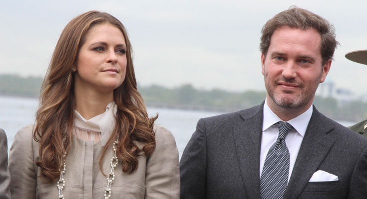 Prinsessan Madeleine om livet med Chris