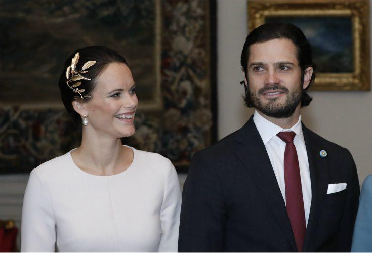 Prinsessan Sofia jobbar igen – se nya bilderna!