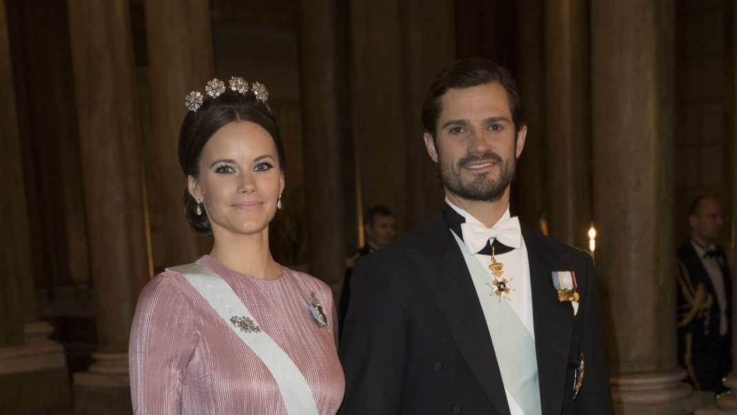 Sofia och Carl Philips schemaändring – gör som Victoria och Daniel