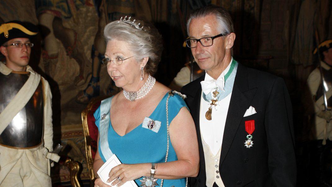 Prinsessan Christinas make om chockbeskedet:
