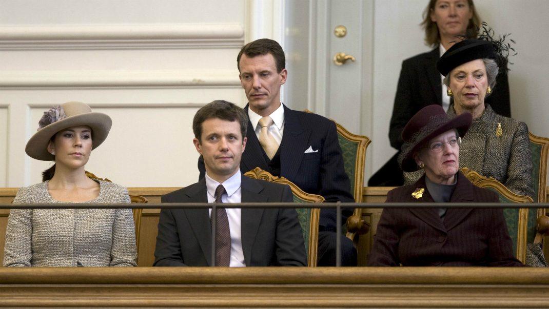 Sorg i danska kungahuset – drottningens svåger har avlidit