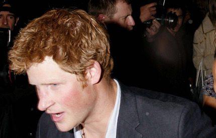 Prins Harry planerar julfest med Chelsy