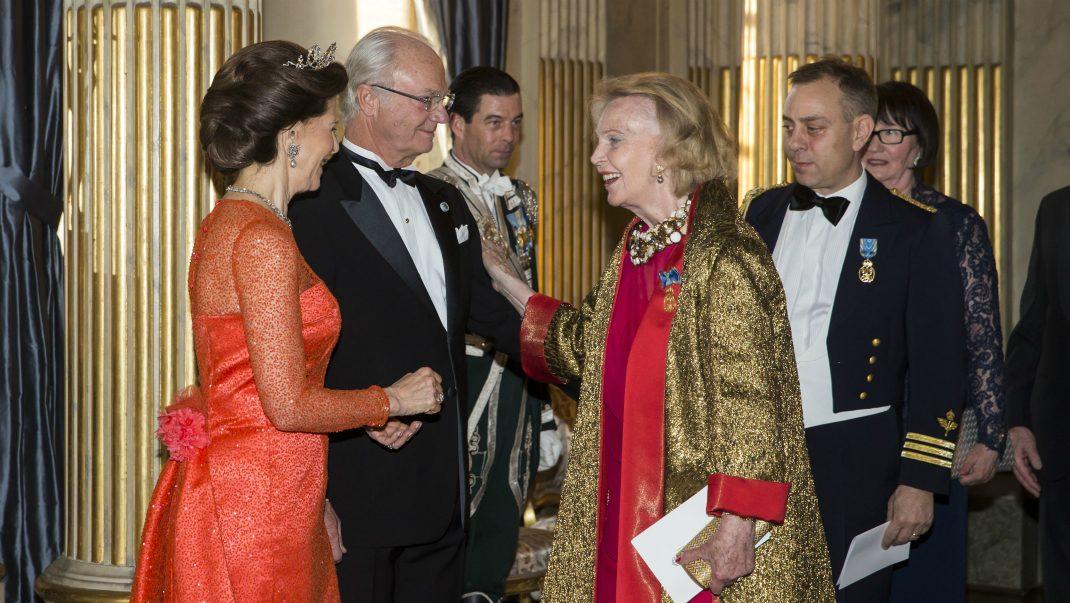 Bildspel! Se Marianne Bernadottes makalösa klänningar