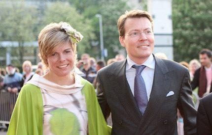 Grattis prins Constantijn av Nederländerna 40 år!