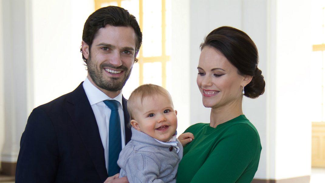 Sofia och Carl Philip väntar barn!