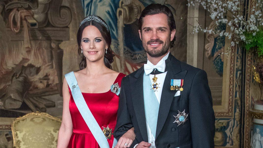 Stort bildextra! 12 fantastiska bilder från Sofias festkväll på slottet