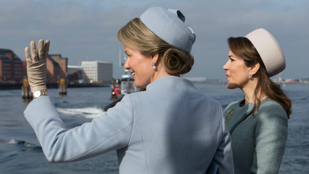 Bildspel! Mary och Mathilde på underbar båttur