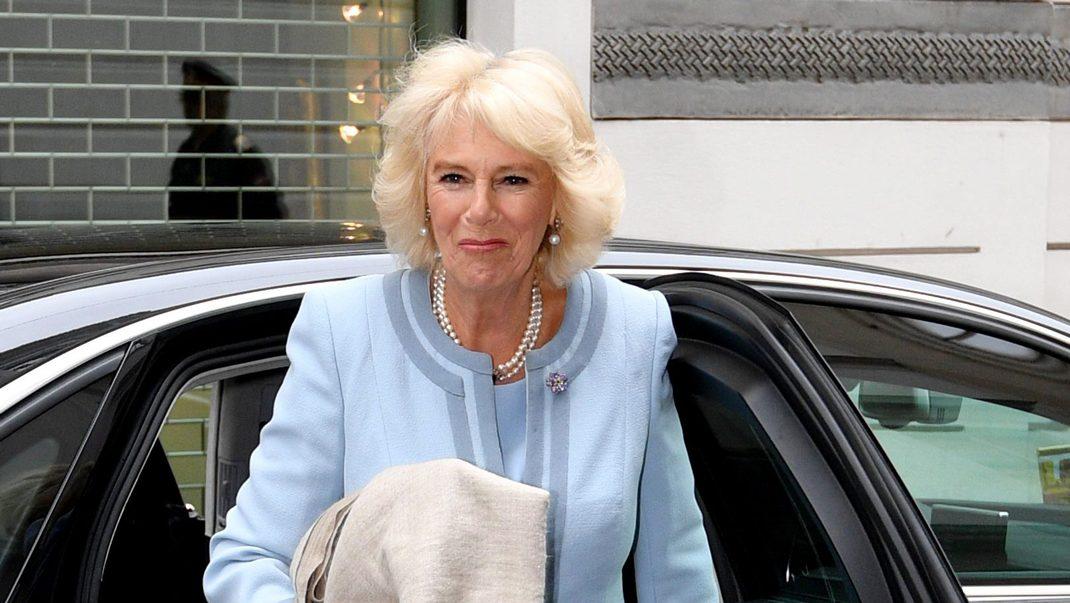Camilla får titeln drottning